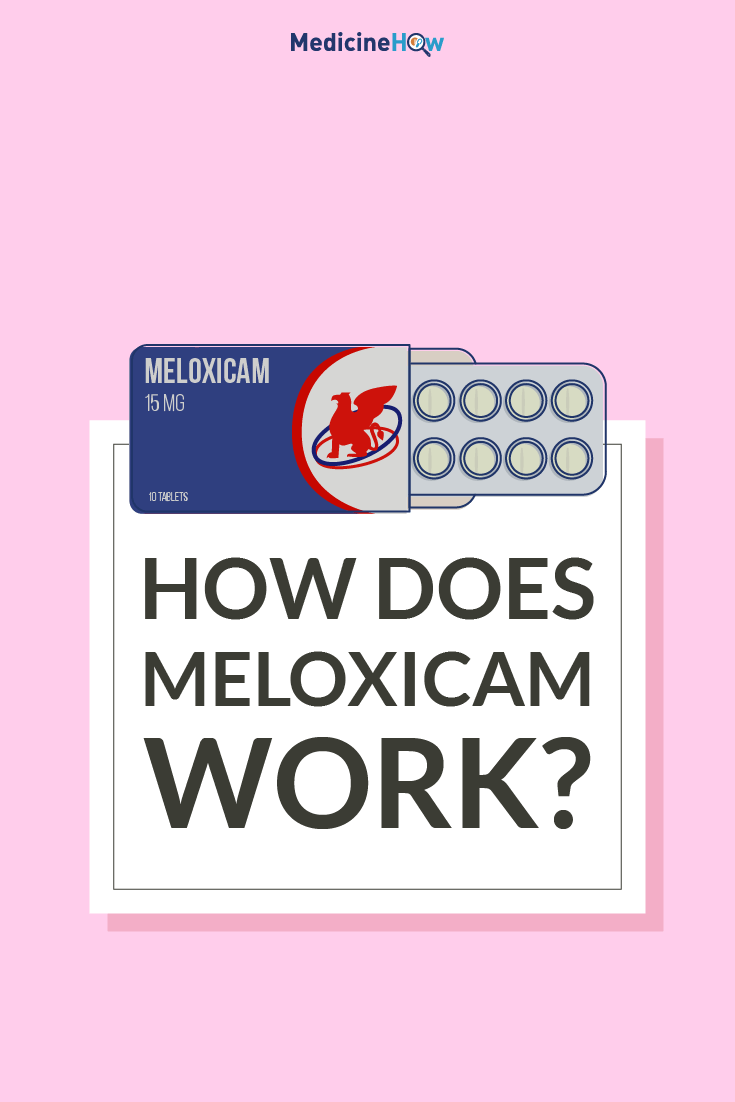 How Does Meloxicam Work?