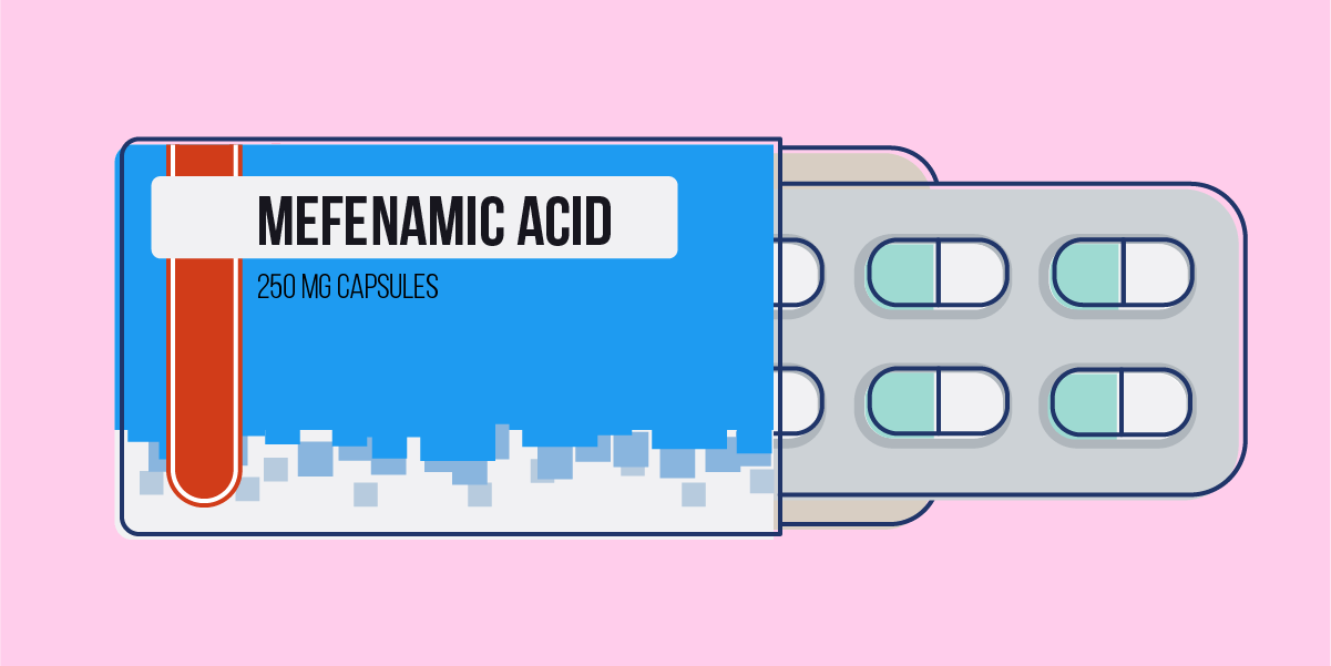 How Does Mefenamic acid Work