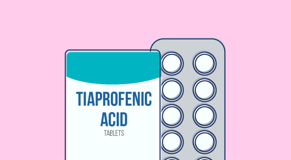 How Does Tiaprofenic Acid Work