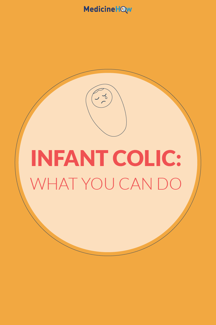 Infant Colic: What You Can Do